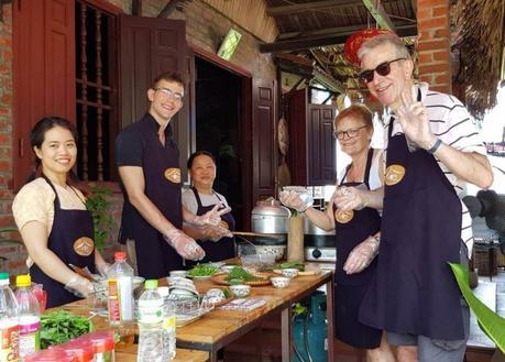cours de cuisine avec Van Anh