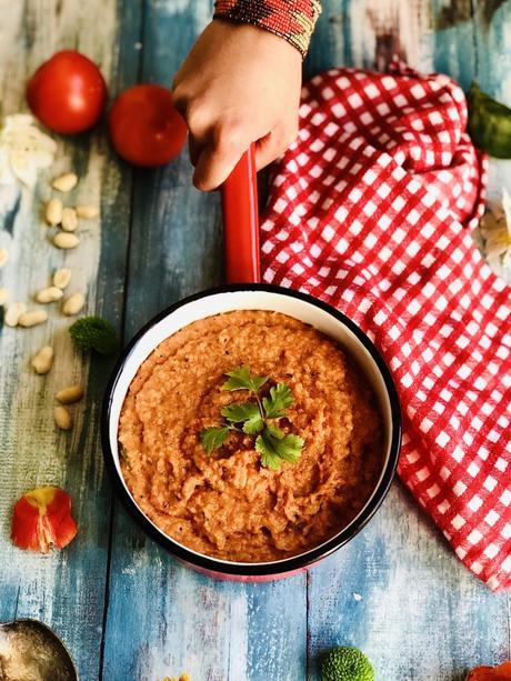 Rougaille pistache – une spécialité mauricienne mais pas que !