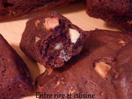 Fingers cookies cacao-chocolat-cannelle à la farine d'épeautre (ou complète ou sinon classique)