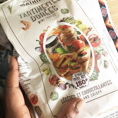 Apéro : Les Tartinables du Monde de la Boutique LE COMPTOIR DE MATHILDE