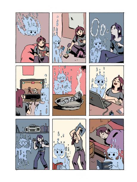 Comment exorciser un fantôme