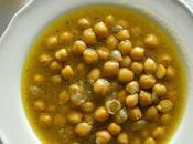 pois chiches soupe grecque citronnée secret contre ballonnements)