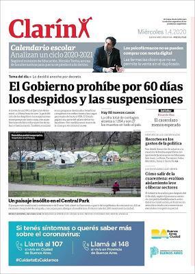 En Argentine, il est interdit de licencier [Actu]