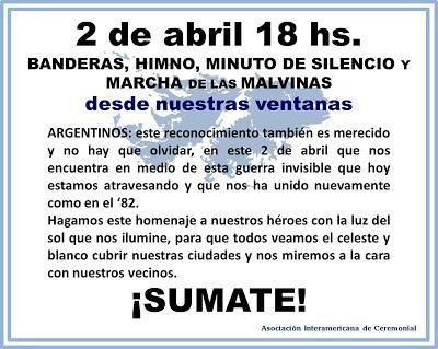 L'Argentine commémore la guerre des Malouines façon confinement [Actu]