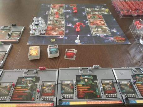 Test de Zombicide Invader : Dark Side