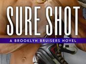 Cover Reveal Découvrez couverture résumé Sure Shot Sarina Bowen