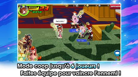 Télécharger KINGDOM HEARTS Union χ[Cross] APK MOD (Astuce) 4