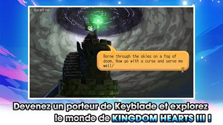 Télécharger KINGDOM HEARTS Union χ[Cross] APK MOD (Astuce) 2