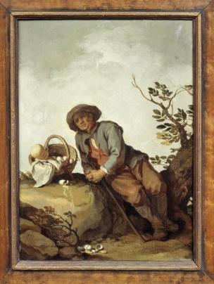 Bloemaert 1632 Paysan Copyright Centraal Museum Utrecht
