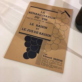La réhabilitation du vin