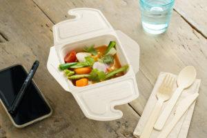 De l'emballage alimentaire compostable ? Tout devient réalisable avec la canne à sucre !