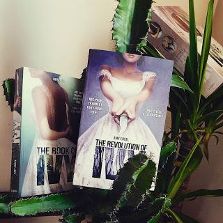 The book of Ivy et  The revolution of Ivy de Amy Engel