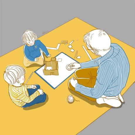 3 piliers pour développer la créativité de ses enfants