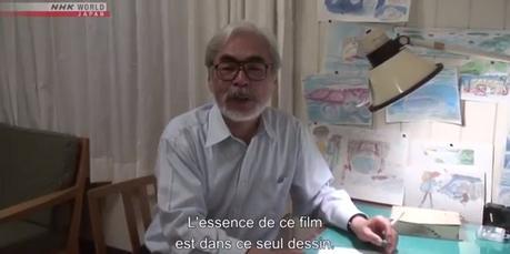 Documentaire en streaming - 10 ans avec Hayao Miyazaki
