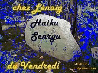 Haïkus 125 : moi, je vois la vie en bleu