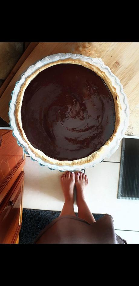 {Tartelettes Choco-Caramel}
