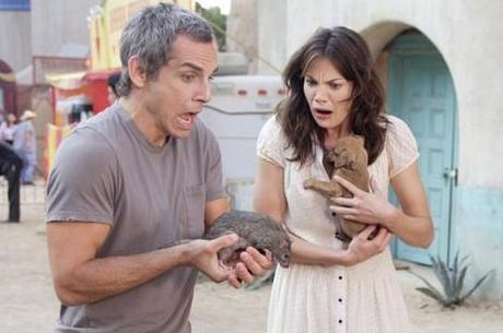 Ben Stiller & Michelle Monaghan