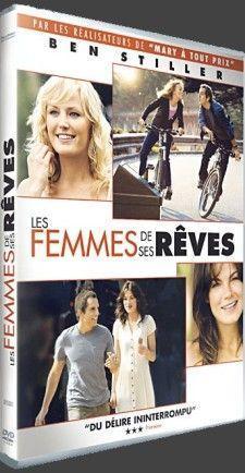 Les Femmes de ses ręves en DVD