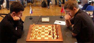 Le Festival d'échecs de Bienne