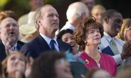 William Hurt & Marcia Gay Harden