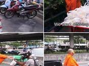 Thaïlande-coronavirus: Reportage l'aide temples population