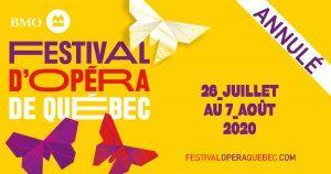 Les annulations du Festival d'Opéra de Québec et du Festival Classica, une belle initiative de l'Orchestre classique de Montréal et de l'opéra sur la Toile par le Théâtre des Champs-Élysées.. et un chef qui donne l'exemple et se lave les mains!