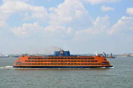 Ferry pour la Statue de la Liberté