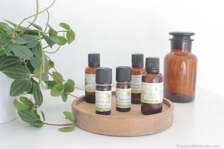 Mes 5 huiles essentielles indispensables et multi-usages au quotidien