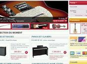 housieaux-musique.com, osCommerce Prestashop