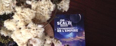 L'interdépendance t1 : L'effondrement de l'empire – John Scalzi