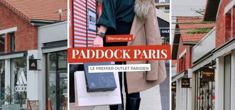 PADDOCK PARIS, le village Outlet le plus proche de Paris