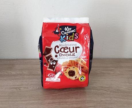 Madeleines chocolat KER CADELAC
