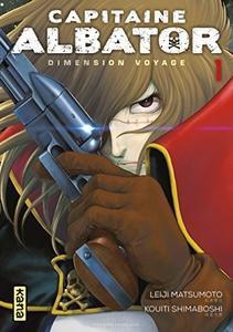 Ebook Gratuit  du Jour  – Capitaine Albator - Dimension Voyage
