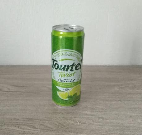 Boisson citron vert et menthe (TOURTEL TWIST)