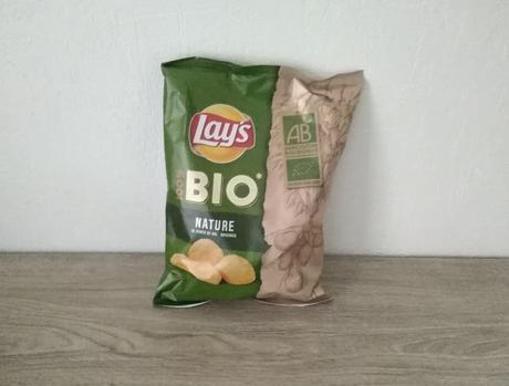 Chips nature bio (LAY'S)