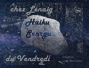 Haïkus 126 : en voyage dans l'espace, la lune et les étoiles