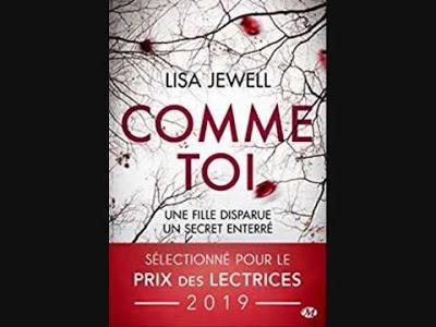 « Comme toi » de Lisa Jewell