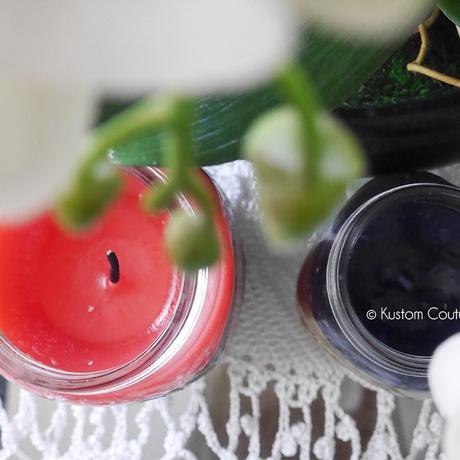 Faire des bougies parfumées   Kustom Couture