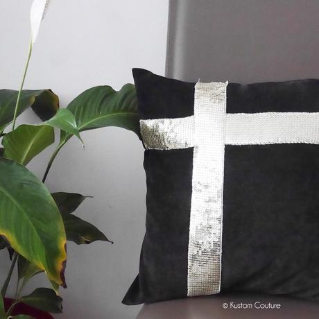Customiser des coussins avec du ruban   Kustom Couture