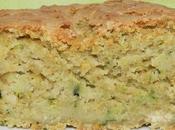 CAKE CITRON-COURGETTE (sans gluten, végétalien)