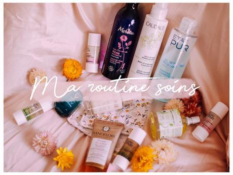 Ma routine soins anti-acné & produits chouchous pour une jolie peau
