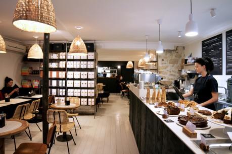 Paris : une bouffée d'air frais au Café Marlette