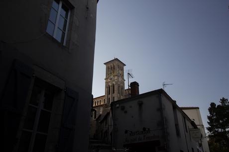 À la découverte de jolie ville de Clisson