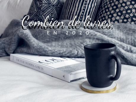 [Challenge] Combien de livres en 2020 ?
