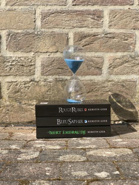 Rubis, Saphir, Emeraude – La trilogie des gemmes de Kerstin Gier