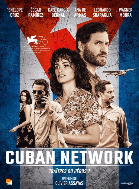 Cuban Network (2020) de Olivier Assayas
