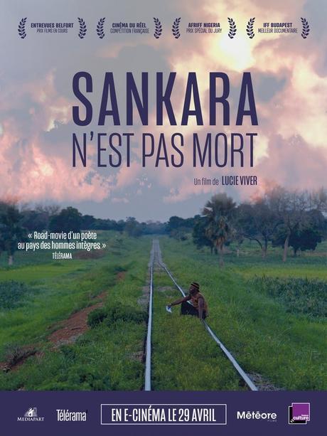 Sankara N'est Pas Mort la sortie ciné en e-cinema