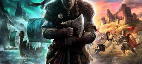 Assassin's Creed Valhalla officiellement dévoilé, sortie sur Playstation 5 et Xbox Series X