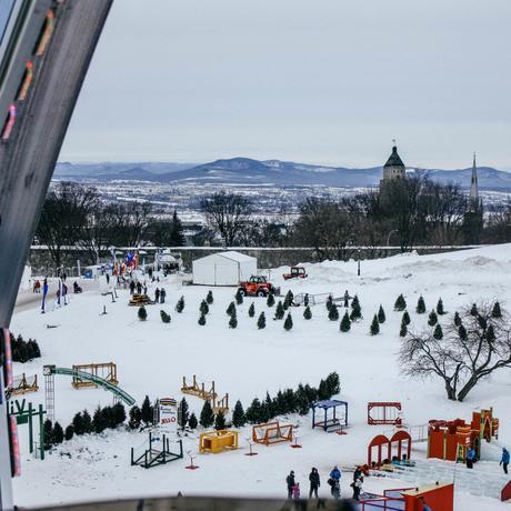 carnaval hiver canada Quebec