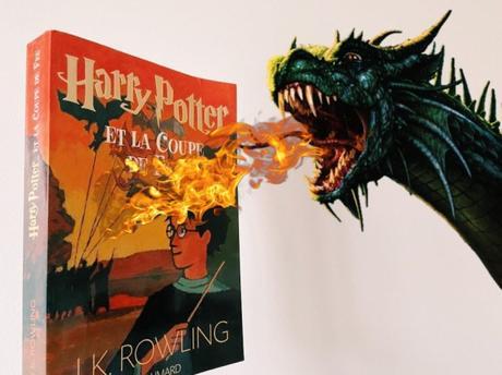 Harry Potter, Tome 4 : Harry Potter et la coupe de feu – J. K. Rowling
